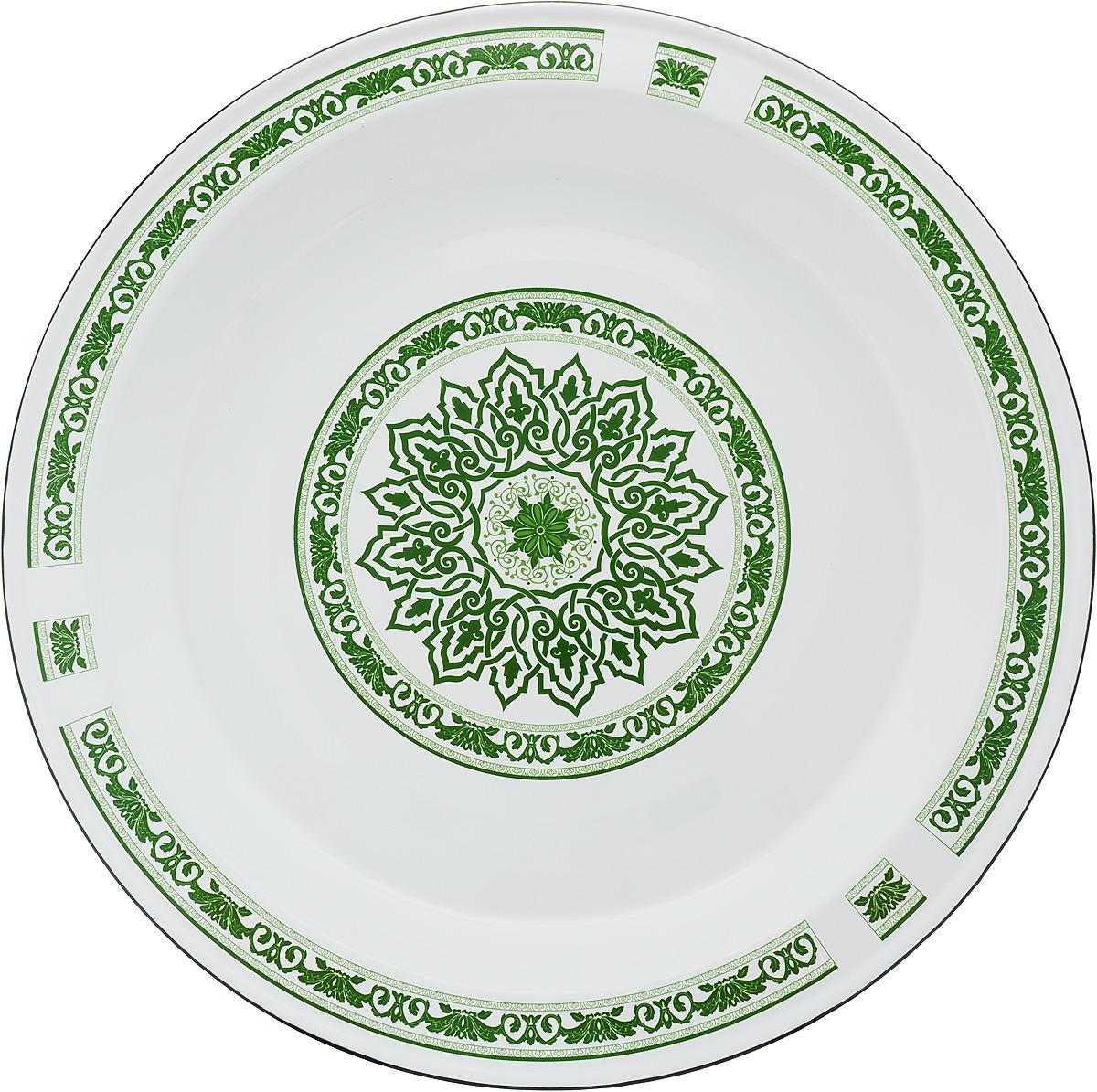 """Блюдо """"Эмаль"""", диаметр 49 см"""