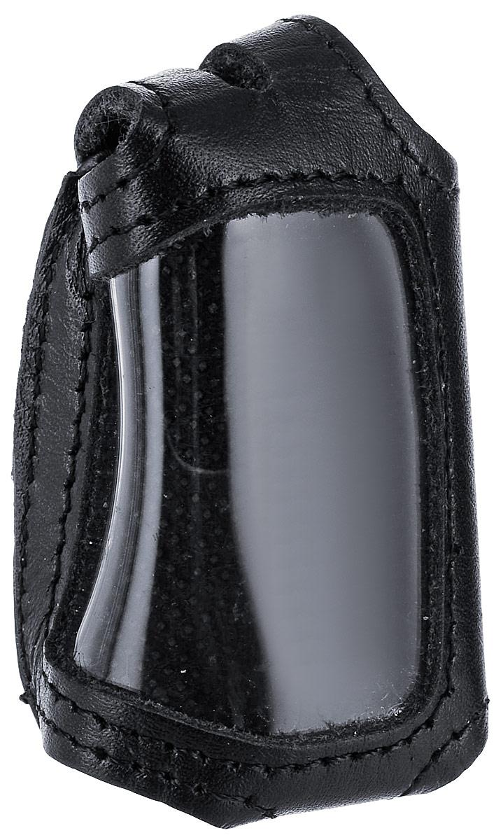 Чехол на брелок сигнализации Антей StarLine A4/A6/A8/A9, 16507, с кнопкой, черный все цены