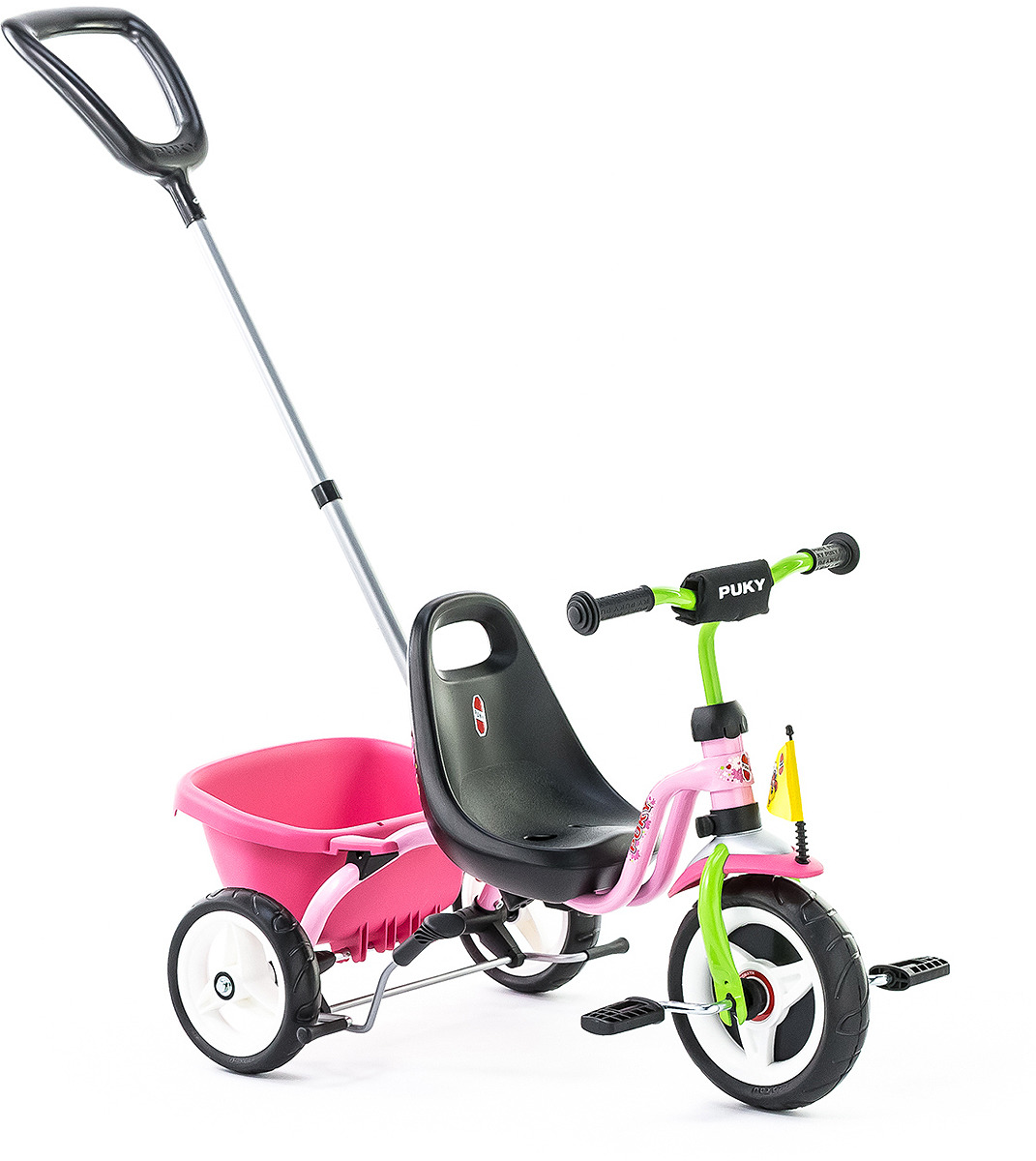Велосипед Puky CAT 1S, розовый