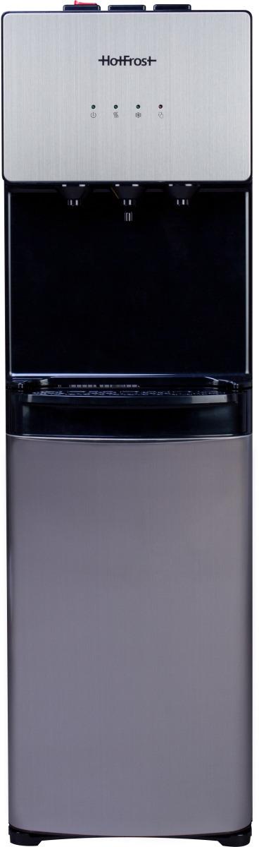 Кулер для воды HotFrost, V400 BS, цвет:  серебристый HotFrost