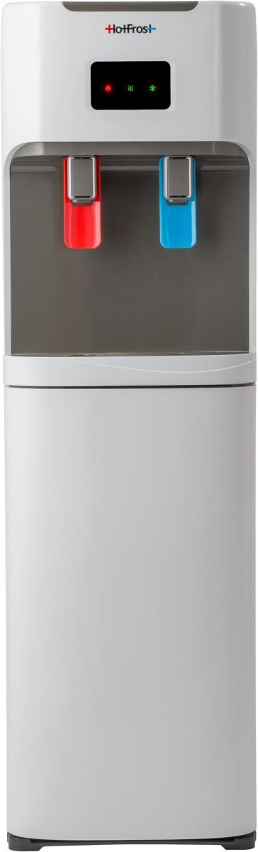 Кулер для воды HotFrost, V115 PUF, цвет: белый вентилятор polaris puf 1012s белый puf 1012s
