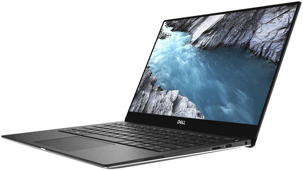 13.3 Ноутбук Dell XPS 13 9370 9370-7888, серебристый ноутбук wifi