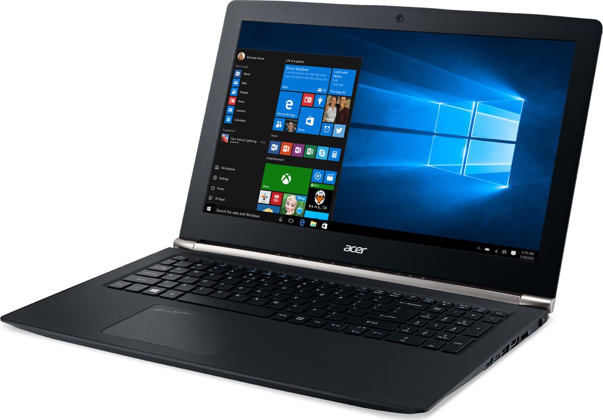 Ноутбук Acer Nitro V15 VN7-592G, NH.G7RER.007, 15.6, черный цена