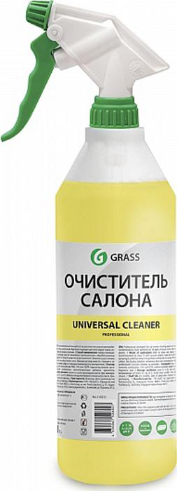 Очиститель салона Grass Universal Cleaner, 1000 мл химчистка салона autoprofi средство для химической чистки обивки салона триггер 500мл