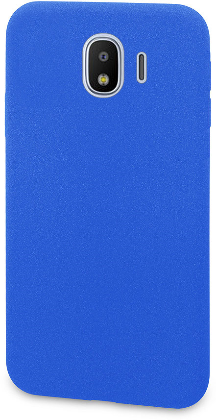 все цены на Чехол-накладка для сотового телефона DYP Liquid Pebble для Samsung Galaxy J4, Blue онлайн