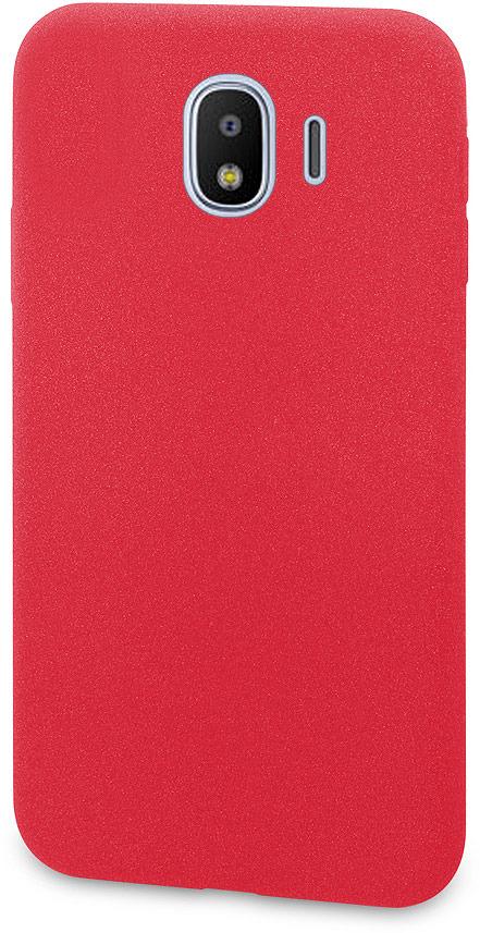Чехол-накладка для сотового телефона DYP Liquid Pebble для Samsung Galaxy J4, Red