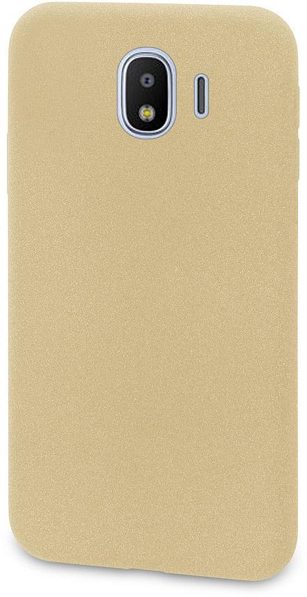 Чехол-накладка для сотового телефона DYP Liquid Pebble для Samsung Galaxy J4, Gold