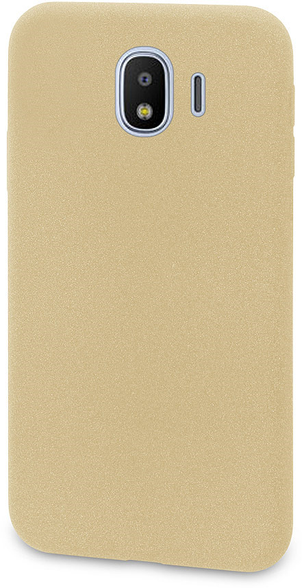 Чехол-накладка для сотового телефона DYP Liquid Pebble для Samsung Galaxy J4, Gold цена и фото