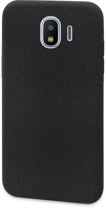 все цены на Чехол-накладка для сотового телефона DYP Liquid Pebble для Samsung Galaxy J2, Black онлайн