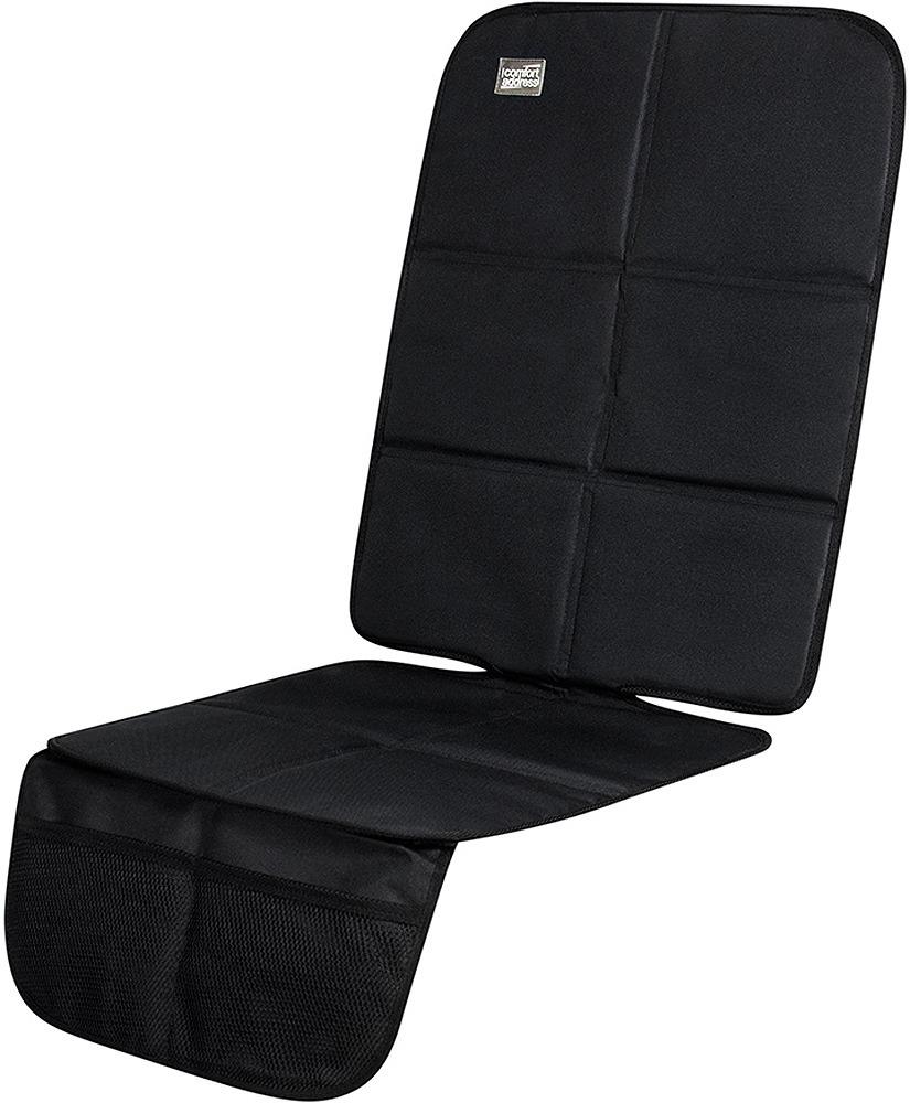 Накидка защитная под детское автокресло Comfort Address, с высокой спинкой накидка защитная в багажник comfort address daf 022 black