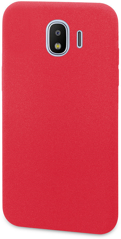 Чехол-накладка для сотового телефона DYP Liquid Pebble для Samsung Galaxy J2, Red цена и фото