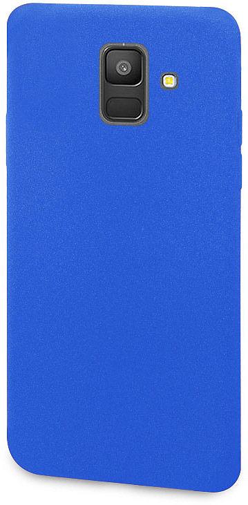 Чехол-накладка для сотового телефона DYP Liquid Pebble для Samsung Galaxy A6, Blue цена и фото