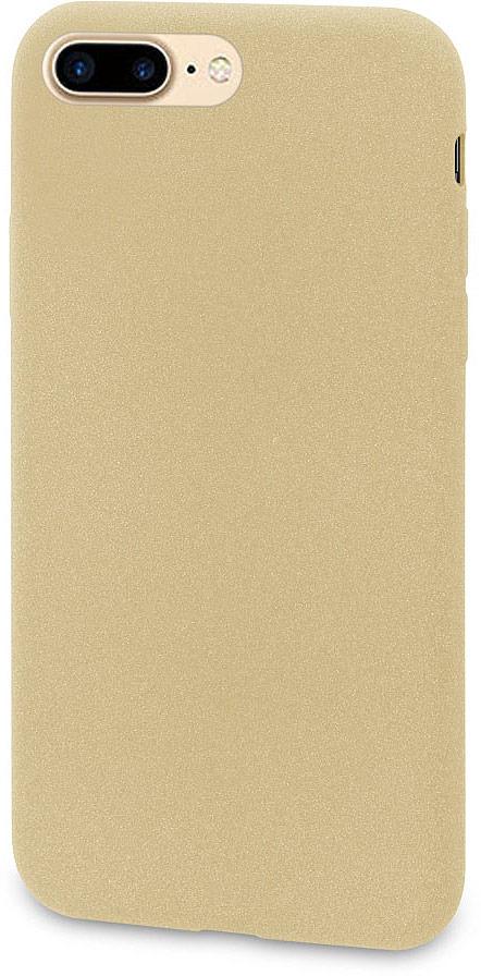 Чехол-накладка для сотового телефона DYP Liquid Pebble для Apple iPhone 8 Plus, Gold
