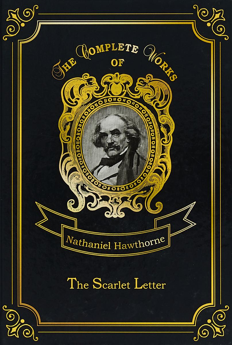 лучшая цена Nathaniel Hawthorne The Scarlet Letter