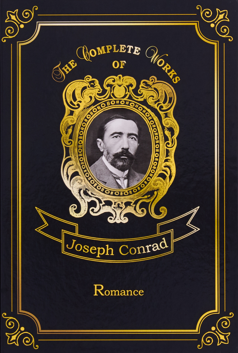 Conrad Joseph Joseph Conrad: Romance joseph wardle from the thames to the tiber