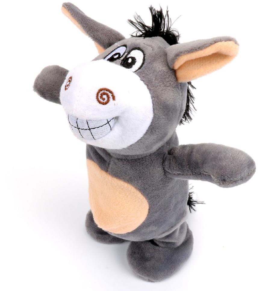 цена на Интерактивная игрушка Fidget Go Ослик серый