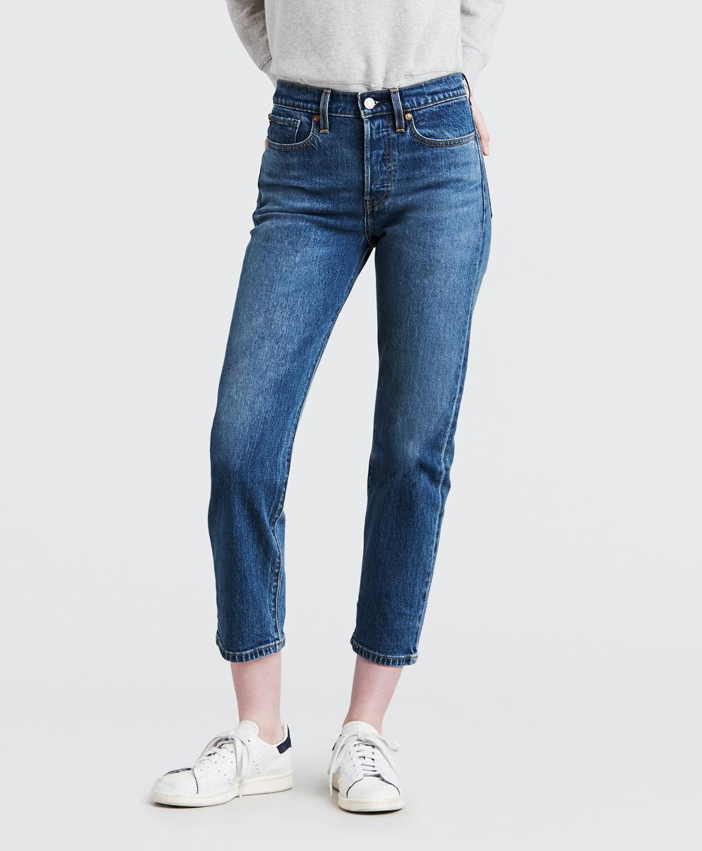 Джинсы Levi's Wedgie Straight прямые джинсы sumner straight