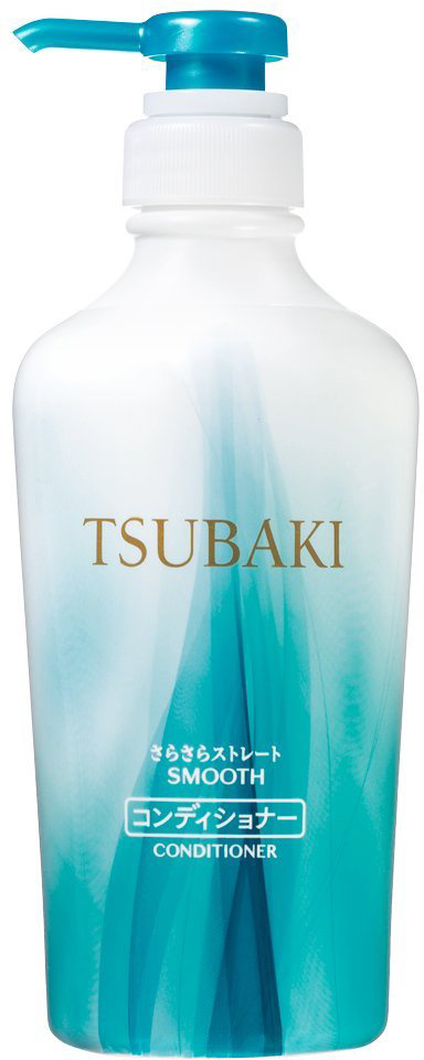 Кондиционер для волос Shiseido Tsubaki Smooth, разглаживающий, с маслом камелии, 450 мл Shiseido
