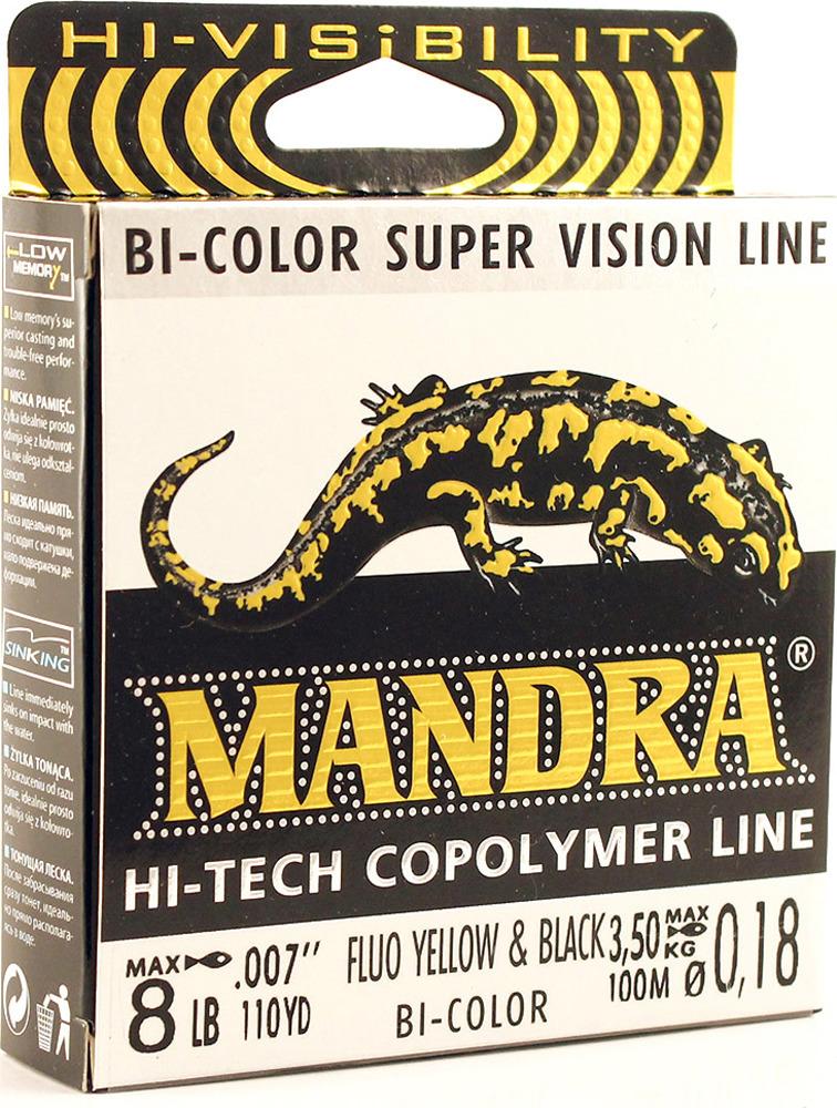 Леска Balsax Mandra, 100 м, 0,18 мм, 3,5 кг