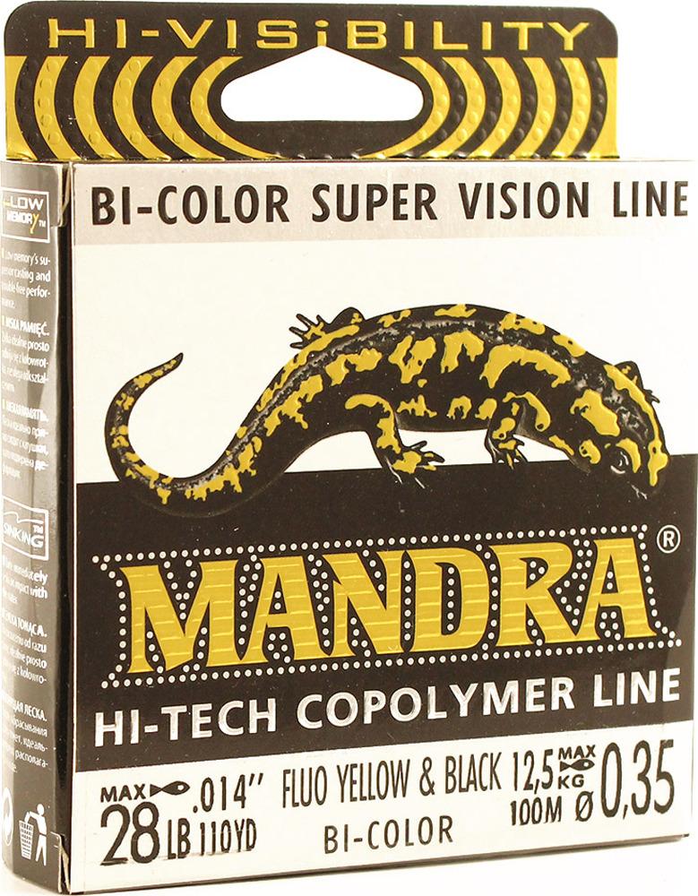 Леска Balsax Mandra, 100 м, 0,35 мм, 12,5 кг