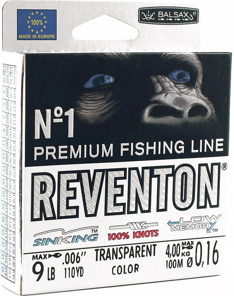 Леска Balsax Reventon, 100 м, 0,16 мм, 4,0 кг68511Серия REVENTON является абсолютным лидером среди рыболовных лесок. В эпоху современной рыболовной лески, которая является неотъемлемым элементом каждого рыболова. Принимая во внимание различные условия, такие как специфичность ловли, виды пойманной рыбы, специфические методы рыбалки, сезонность, погодные условия, тактика, вы должны понимать что стоит оснастить современной леской. Лески серии REVENTON характеризуются высокой линейной прочностью на узле под динамической нагрузкой. Леска имеет пониженный коэффициент скольжения и статического трения. Демонстрирует оптимально подобранную эластичность и мягкость, практически нулевую память. Это означает что леска не поддается деформации. Гладкая поверхность, ровная структура, высокая эластичность и отсутствие памяти, обеспечивают дальние и точные забросы.