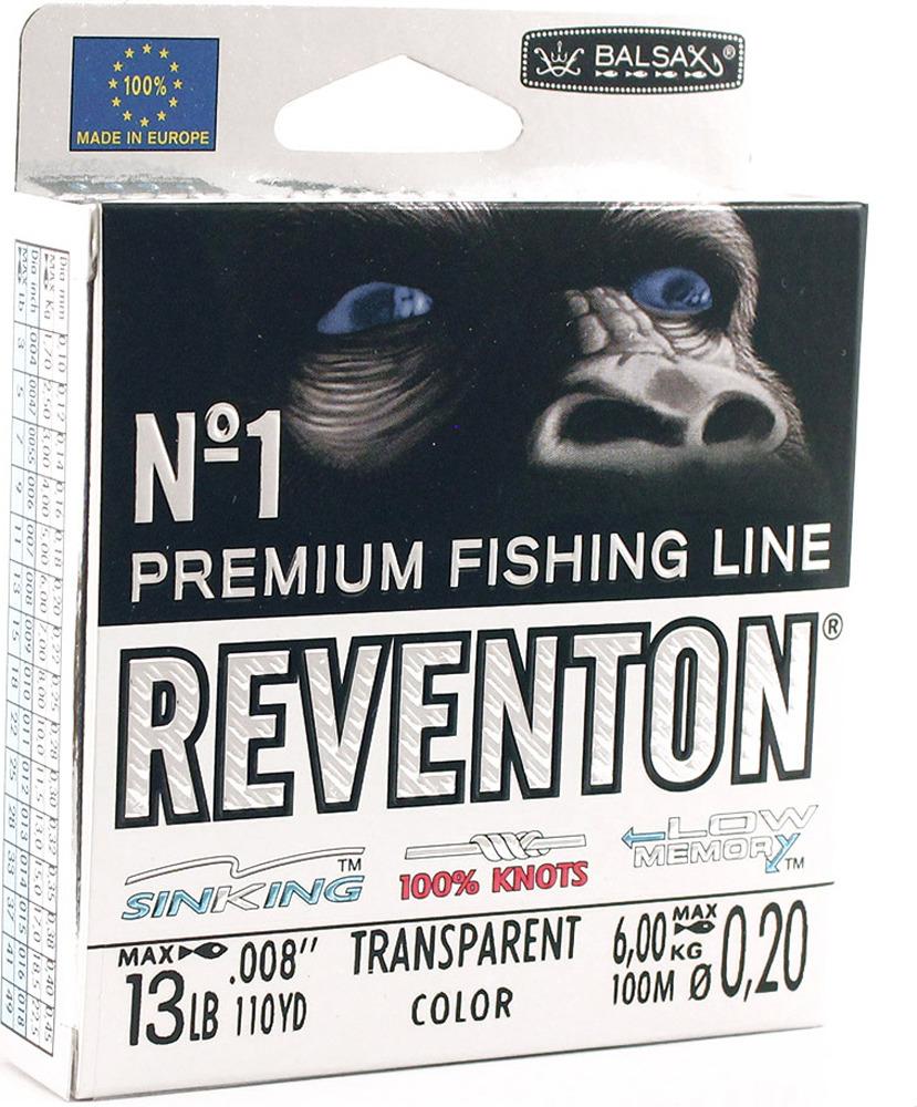 Леска Balsax Reventon, 100 м, 0,20 мм, 6,0 кг68513Серия REVENTON является абсолютным лидером среди рыболовных лесок. В эпоху современной рыболовной лески, которая является неотъемлемым элементом каждого рыболова. Принимая во внимание различные условия, такие как специфичность ловли, виды пойманной рыбы, специфические методы рыбалки, сезонность, погодные условия, тактика, вы должны понимать что стоит оснастить современной леской. Лески серии REVENTON характеризуются высокой линейной прочностью на узле под динамической нагрузкой. Леска имеет пониженный коэффициент скольжения и статического трения. Демонстрирует оптимально подобранную эластичность и мягкость, практически нулевую память. Это означает что леска не поддается деформации. Гладкая поверхность, ровная структура, высокая эластичность и отсутствие памяти, обеспечивают дальние и точные забросы.