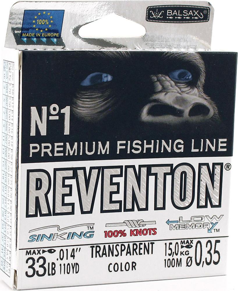 Леска Balsax Reventon, 100 м, 0,35 мм, 15,0 кг68519Серия REVENTON является абсолютным лидером среди рыболовных лесок. В эпоху современной рыболовной лески, которая является неотъемлемым элементом каждого рыболова. Принимая во внимание различные условия, такие как специфичность ловли, виды пойманной рыбы, специфические методы рыбалки, сезонность, погодные условия, тактика, вы должны понимать что стоит оснастить современной леской. Лески серии REVENTON характеризуются высокой линейной прочностью на узле под динамической нагрузкой. Леска имеет пониженный коэффициент скольжения и статического трения. Демонстрирует оптимально подобранную эластичность и мягкость, практически нулевую память. Это означает что леска не поддается деформации. Гладкая поверхность, ровная структура, высокая эластичность и отсутствие памяти, обеспечивают дальние и точные забросы.