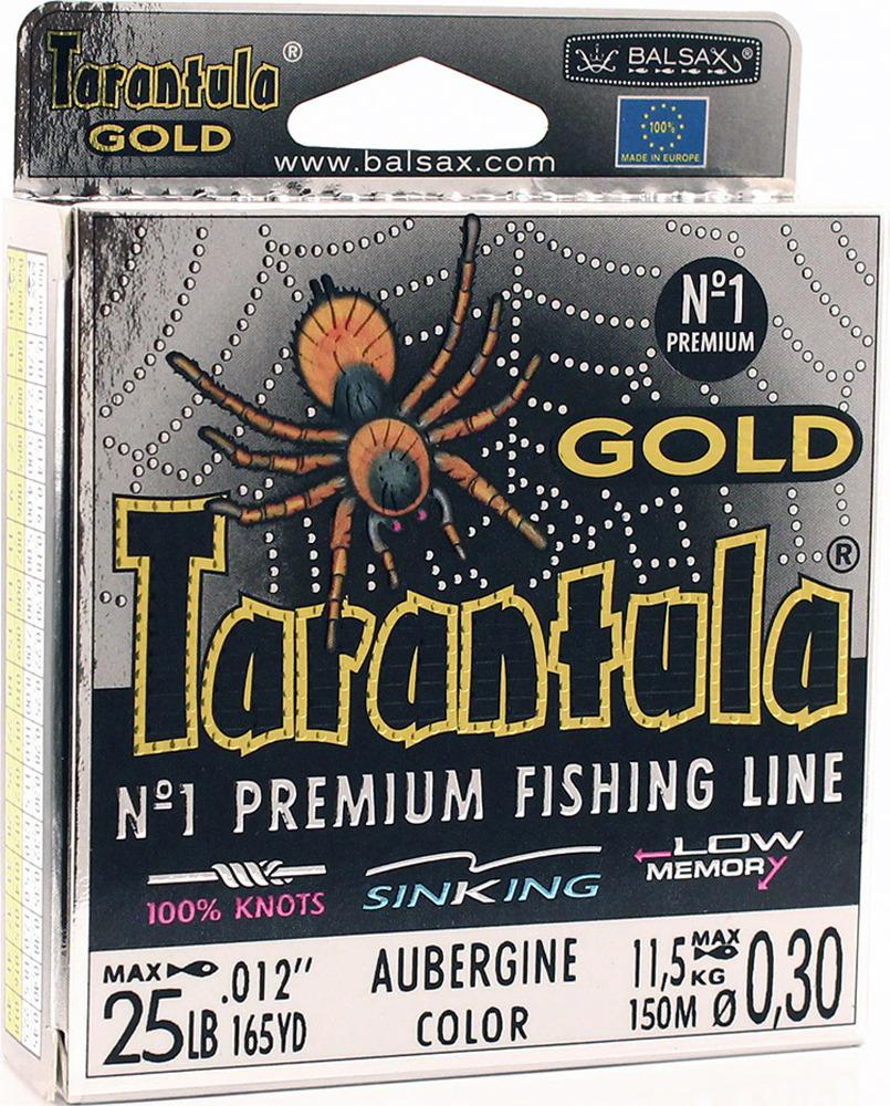 Леска Balsax Tarantula Gold, 150 м, 0,30 мм, 11,5 кг
