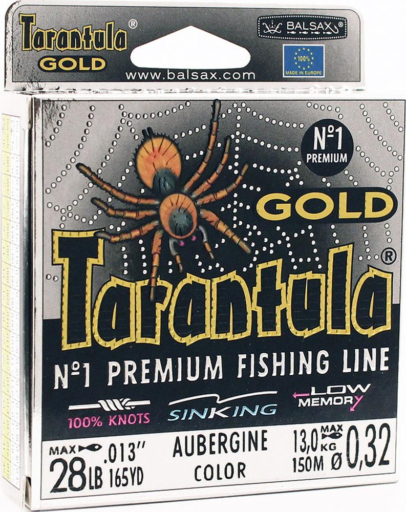 Леска Balsax Tarantula Gold, 150 м, 0,32 мм, 13,0 кг
