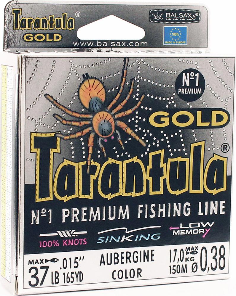 Леска Balsax Tarantula Gold, 150 м, 0,38 мм, 17,0 кг