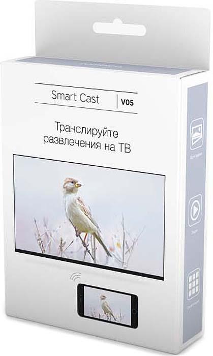 Miracast-приставка Rombica Smart Cast V05, черный Rombica