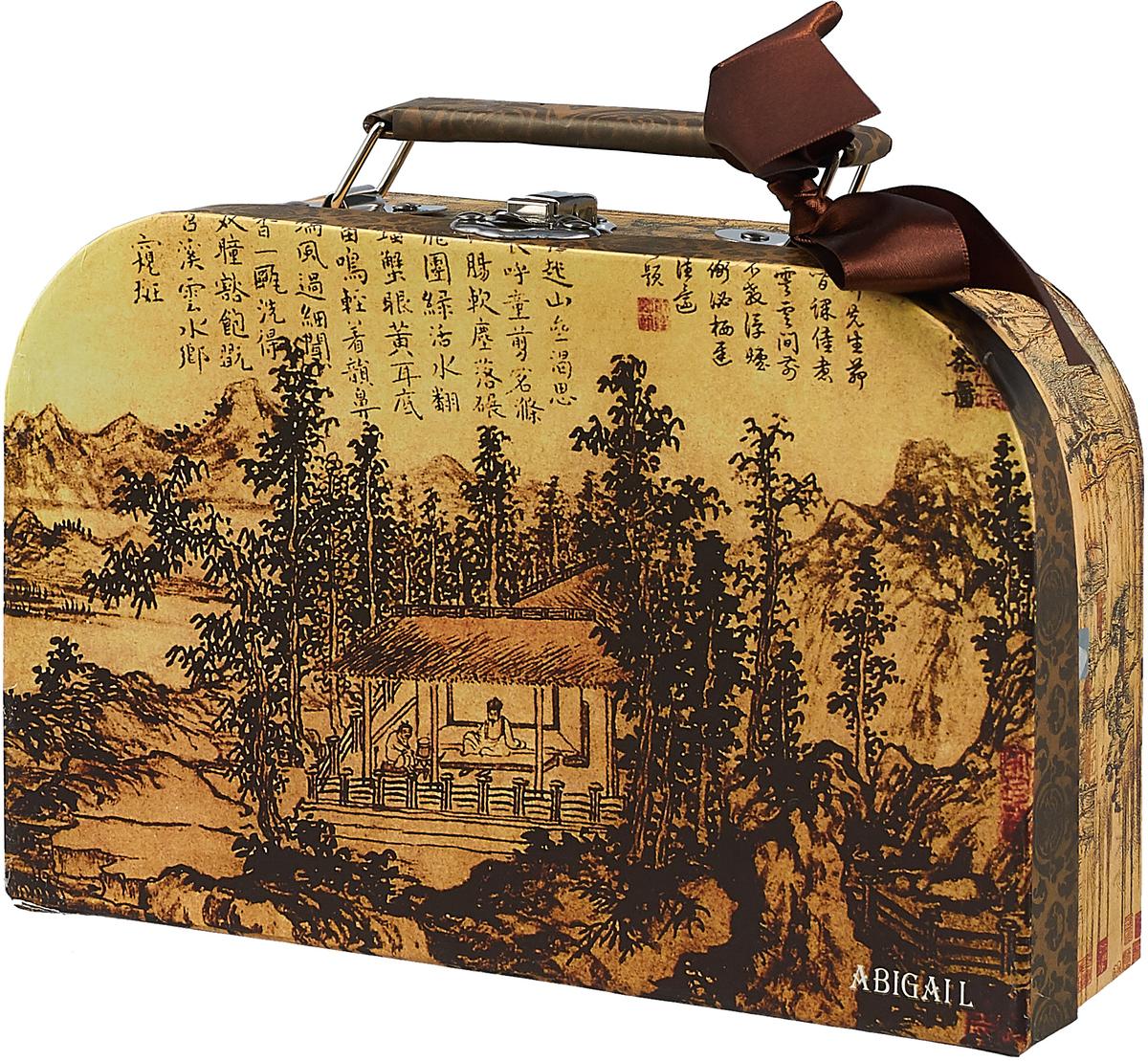 Чай зеленый китайский Молочный Улун ABIGAIL Лес, 200 г чай в подарочной упаковке peroni молочный улун