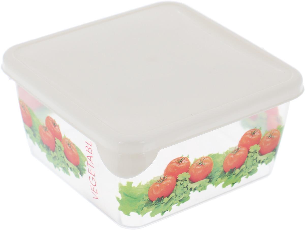 Емкость для продуктов Giaretti Браво, цвет в ассортименте, 450 мл. GR1064 емкость для продуктов giaretti браво цвет белый прозрачный 900 мл gr1068