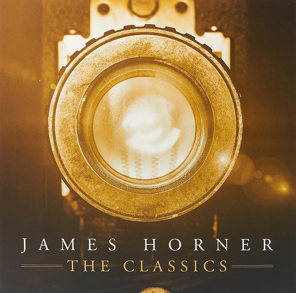 James Horner. The Classics (2LP) цена и фото