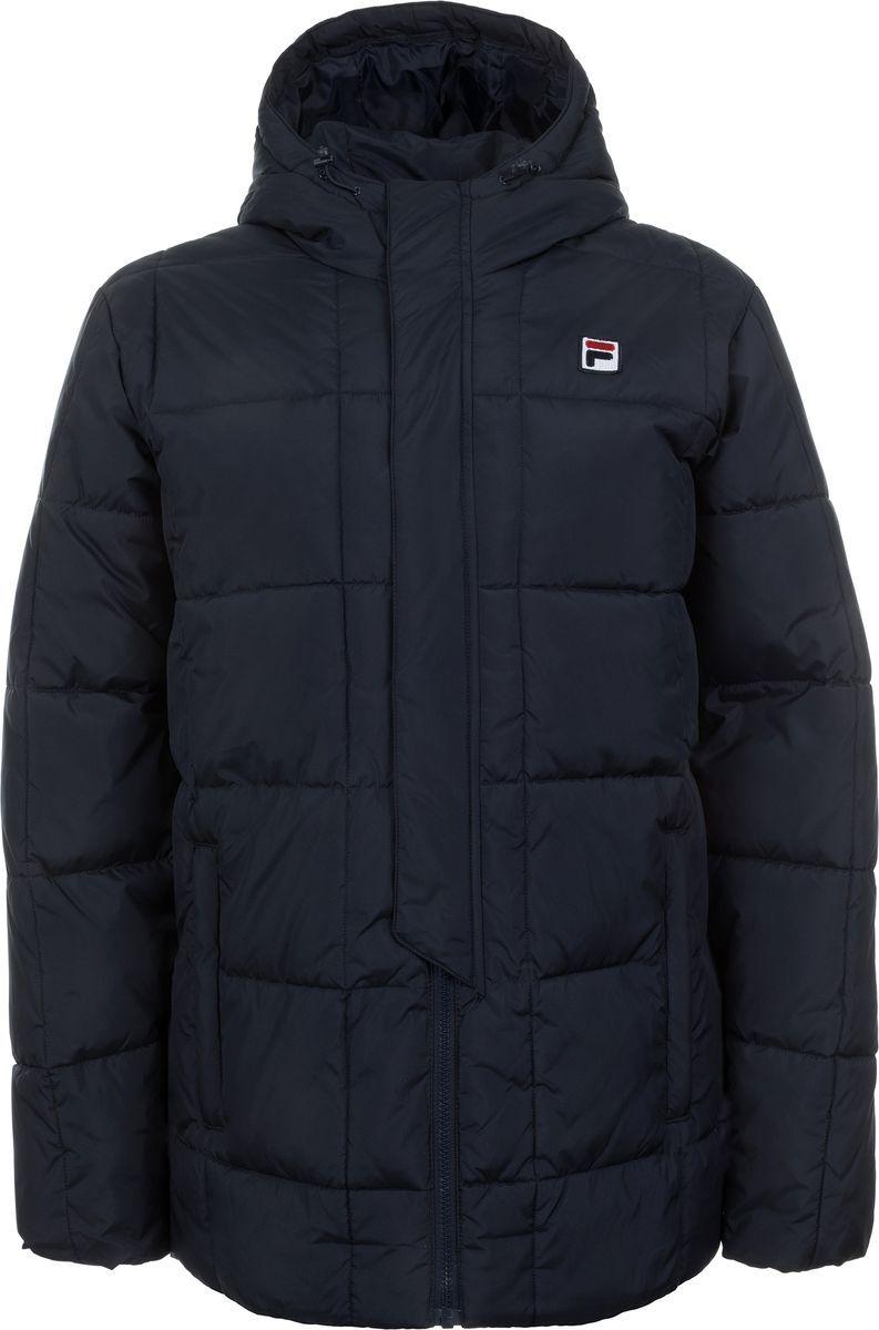 Куртка Fila куртка мужская fila цвет черный a19afljam07 99 размер m 48