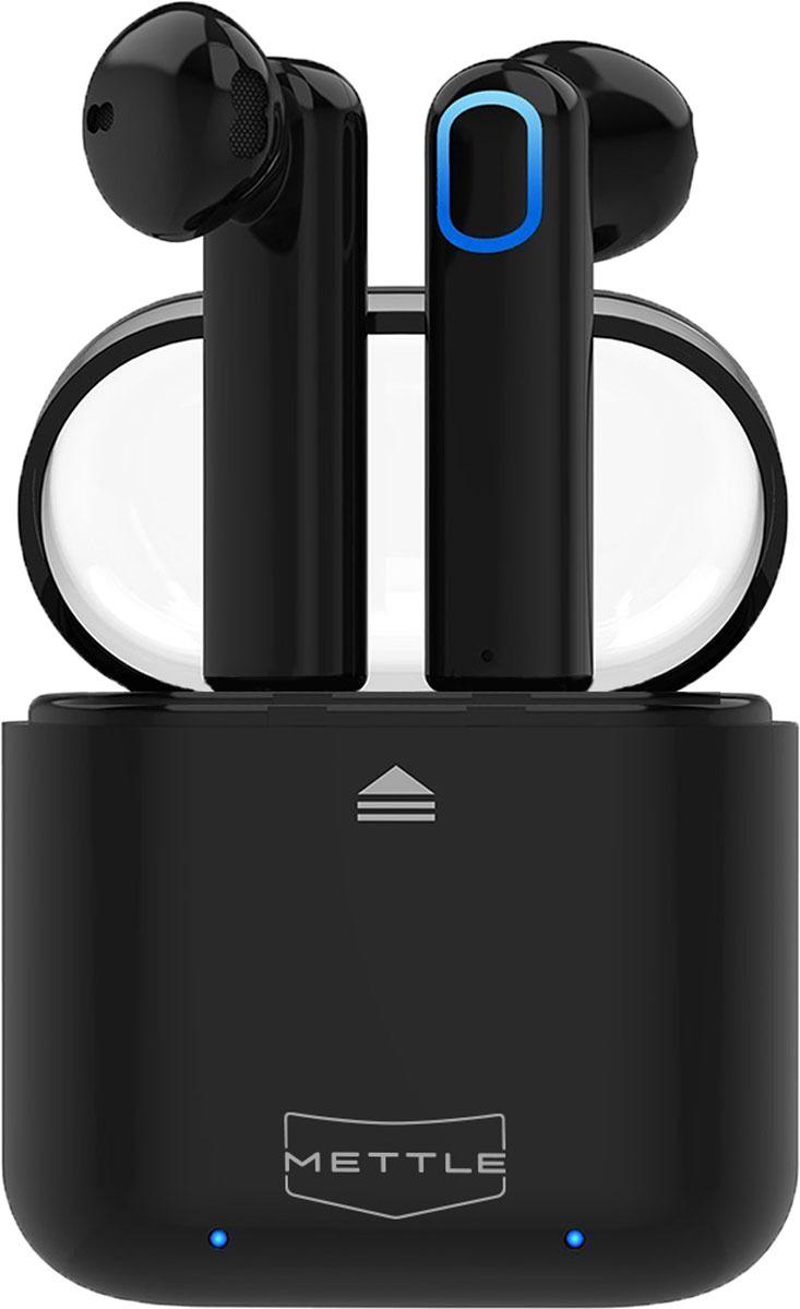 Беспроводные наушники Mettle Air Neon, черный беспроводные наушники mettle s2 red