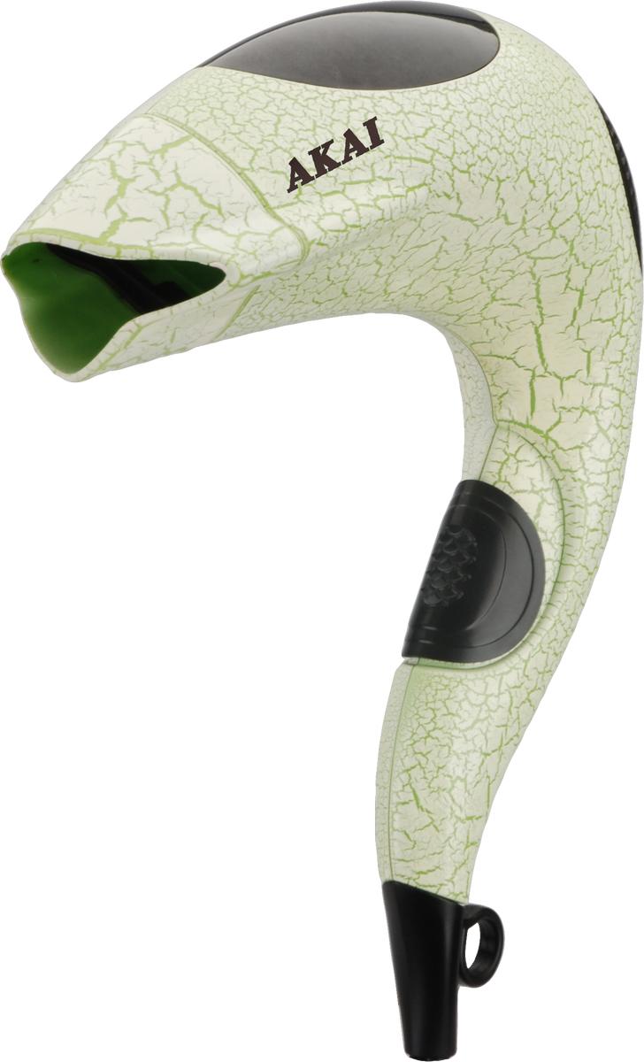 Фен Akai HD 1707 G, Green Akai
