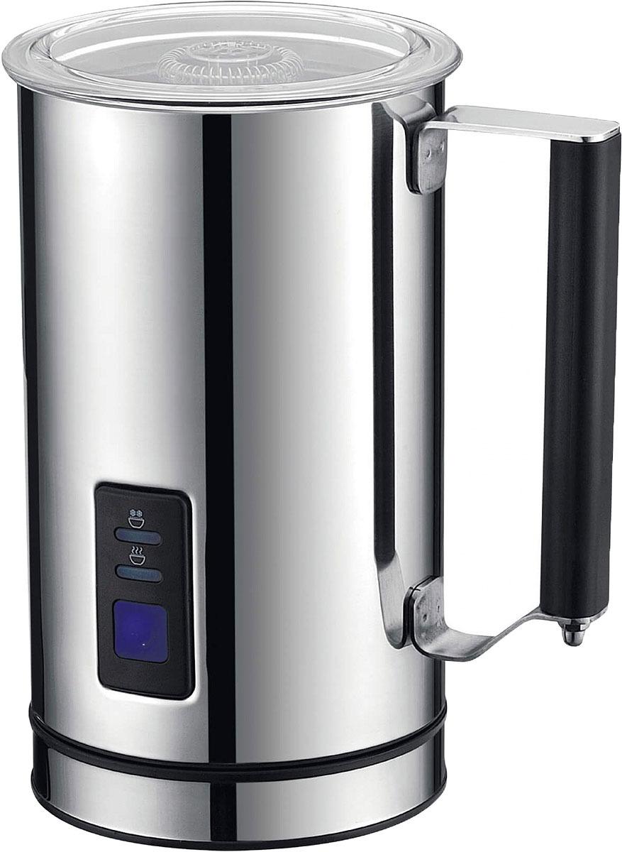 Подогреватель и вспениватель молока Gemlux GL-MF-05, цвет серебристый Gemlux