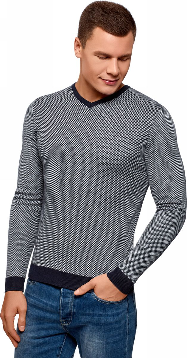 Пуловер oodji недорго, оригинальная цена