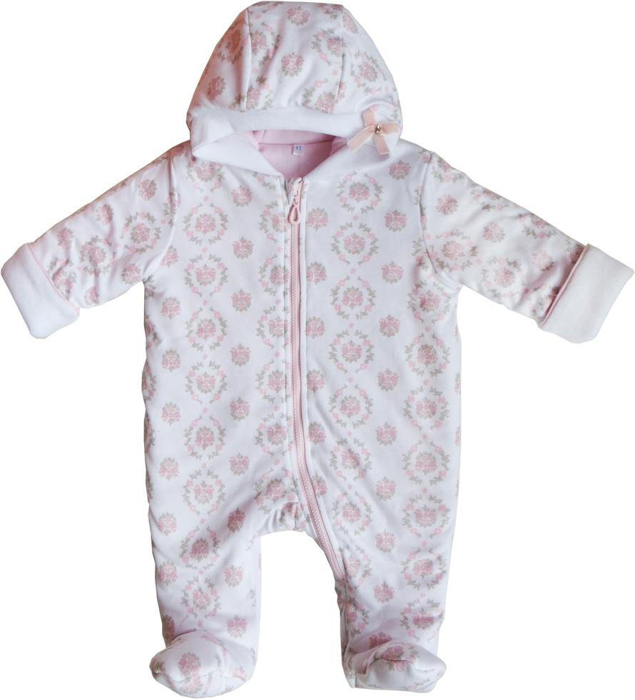 Комбинезон утепленный Soni Kids комбинезон утепленный для новорожденного soni kids мишка джентельмен цвет белый голубой з8102006 размер 62
