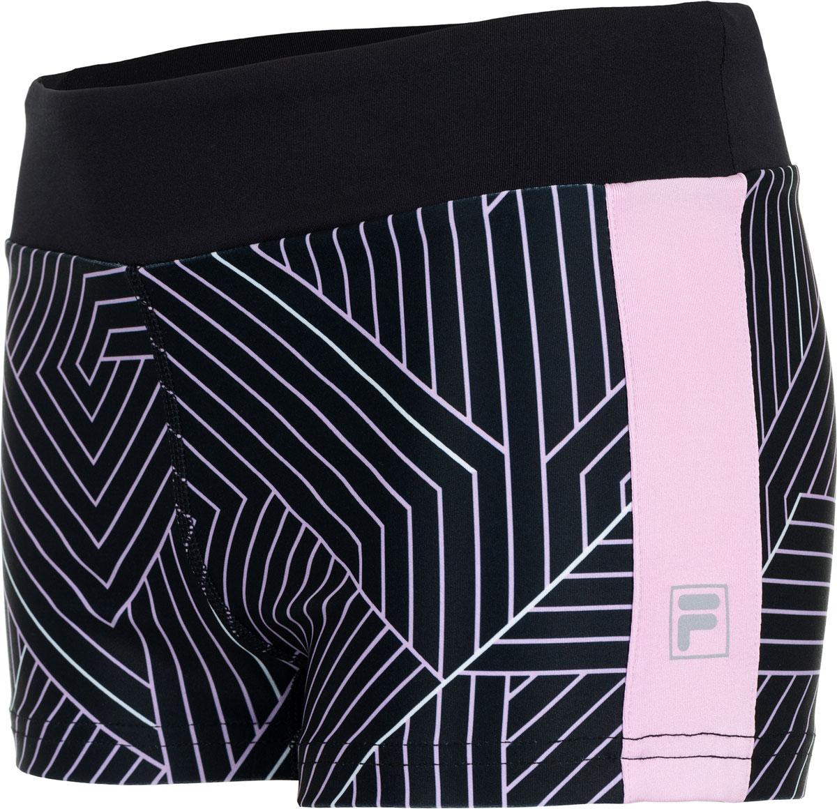 Шорты FilaA19AFLSHG01-B1Шорты беговые для девочек Girls running shorts.