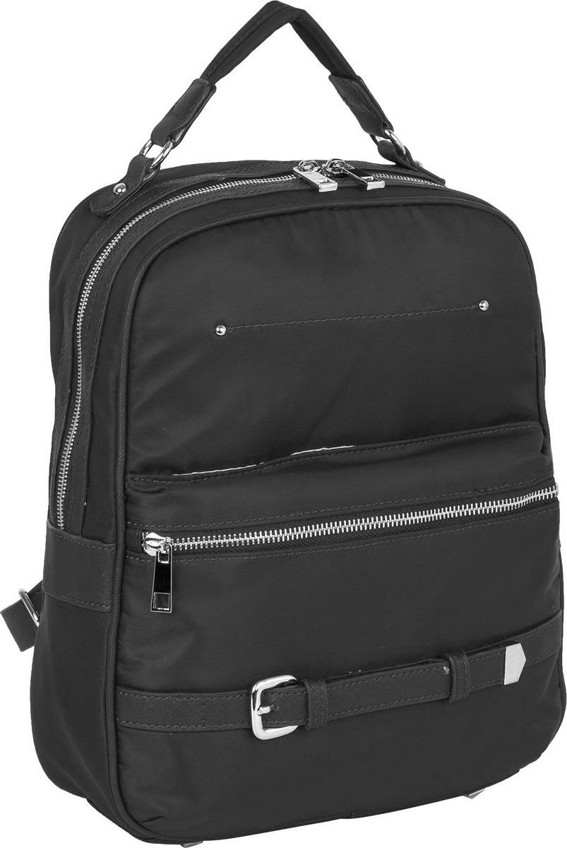 Рюкзак женский Pola, цвет: черный. 78343 рюкзак женский pola цвет черный 74544