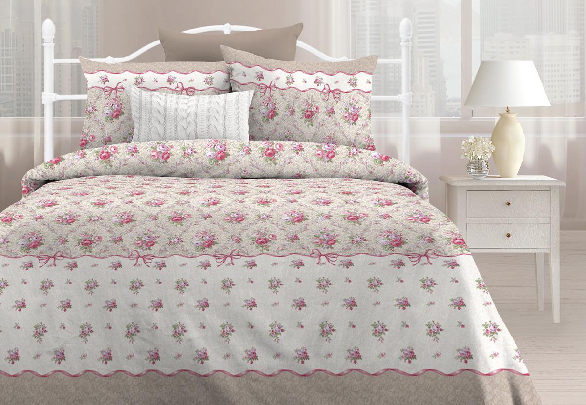 цена Комплект постельного белья Любимый дом