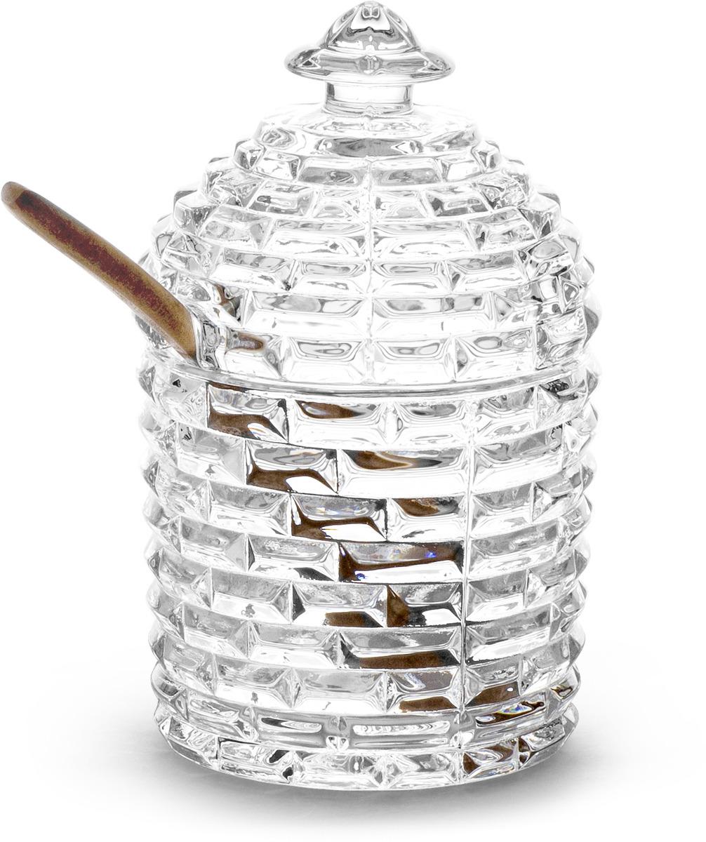 Банка для меда Briverre Beehive, с ложкой, 150 мл top watches men luxury brand pagani design quartz watch men waterproof casual sports outdoor wrist watch relogio masculino 2017