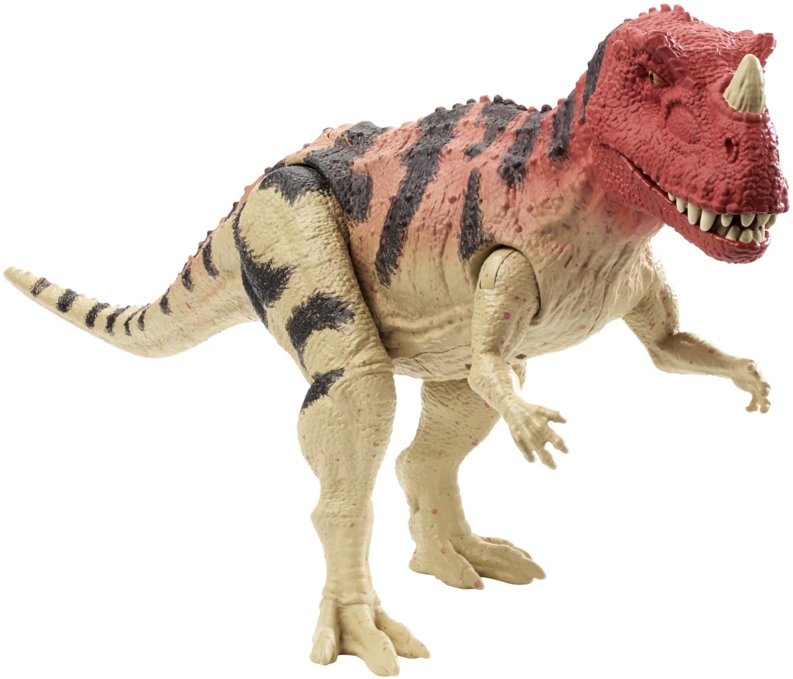 Фигурка функциональная Jurassic World Ceratosaurus фигурка jurassic world maisie