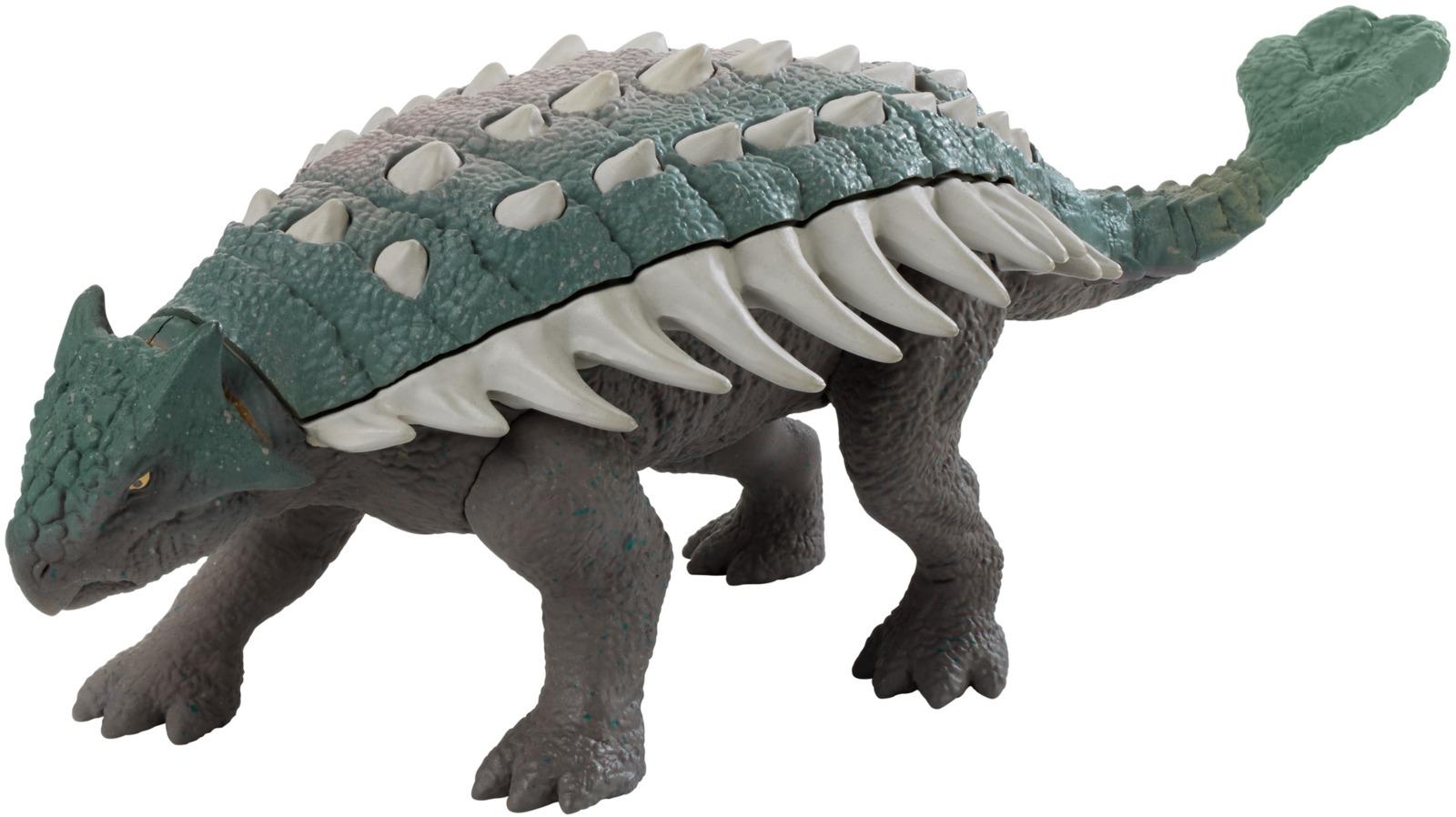 Фигурка функциональная Jurassic World Ankylosaurus фигурка jurassic world maisie