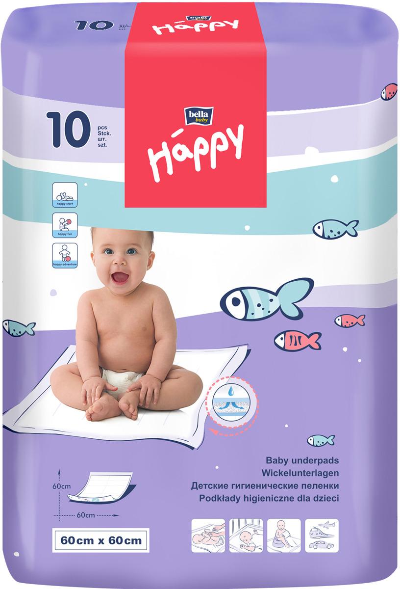 цены на Пеленка одноразовая Bella baby Happy  в интернет-магазинах