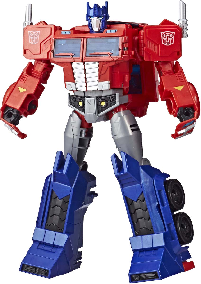Трансформер Transformers Cyberverse Optimus Prime, E1885_E2067 transformers трансформер evolution optimus prime leader class