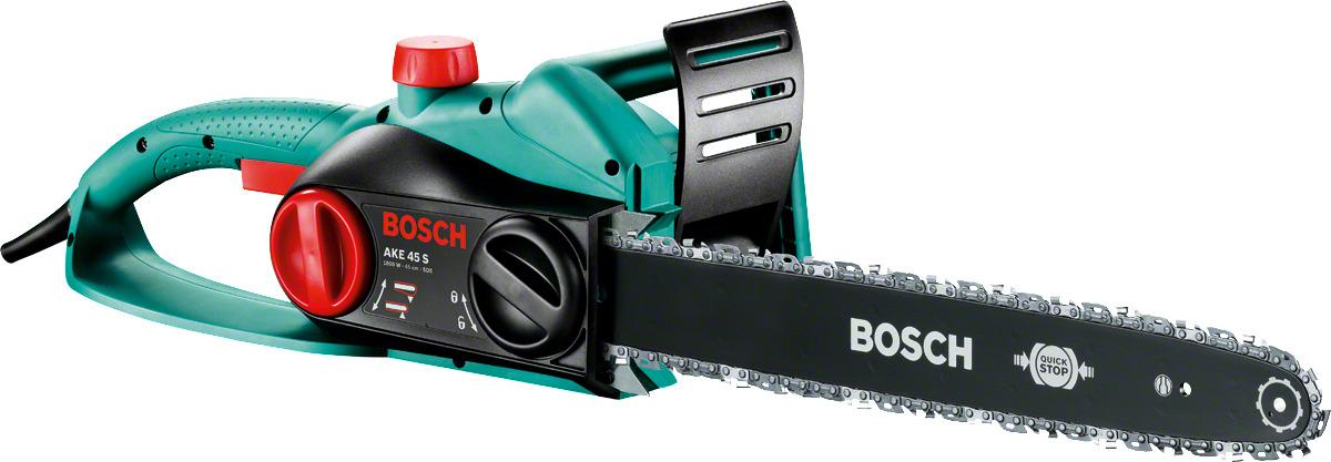 Пила цепная Bosch AKE 45 S