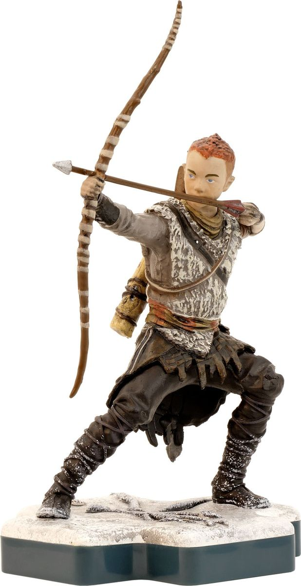 Totaku Фигурка God of War: Atreus игровые фигурки papo игровая реалистичная фигурка принцесса на коньках